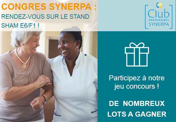 Congrès SYNERPA